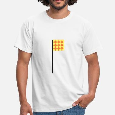 Goal Posts Corner post - Men's T-Shirt