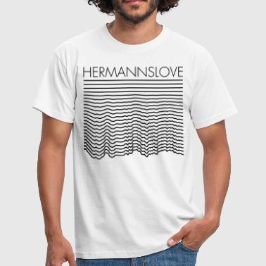 Herman HERMANN LOVE - Herre-T-shirt