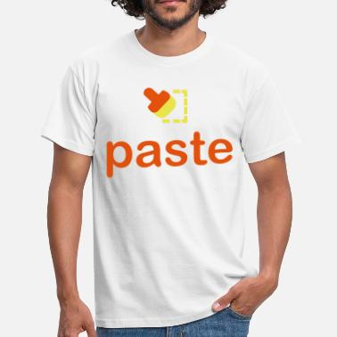 Past paste - Men's T-Shirt