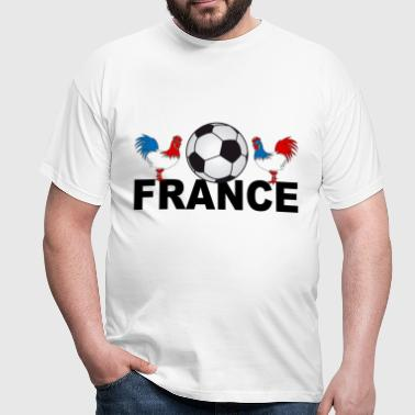 france sport design 1 - T-shirt Homme