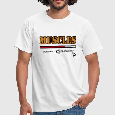 muscles - T-shirt Homme