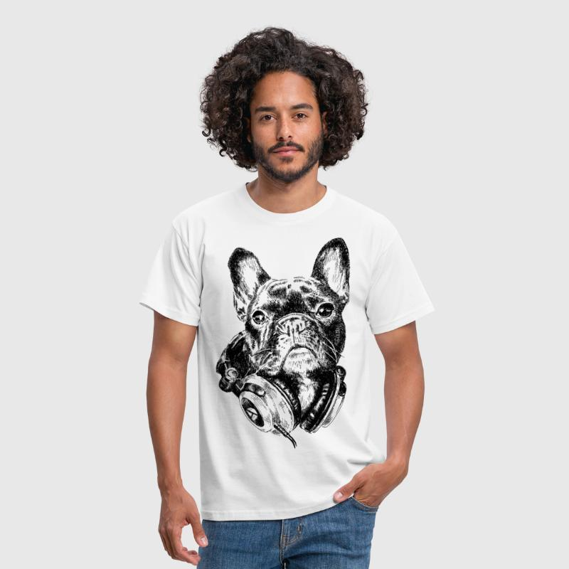DJ Frenchie - T-shirt Homme