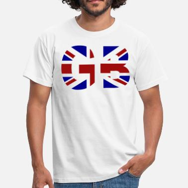 Gb Souvenir GB Union Jack - Men's T-Shirt