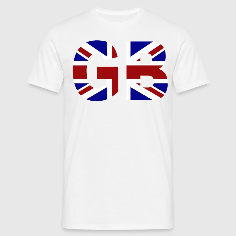 GB Union Jack - Men's T-Shirt