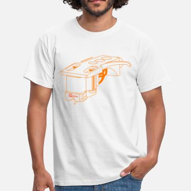 Stylus Stylus DJ - Men's T-Shirt