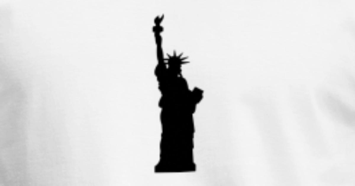 statue of liberty - Freiheitsstatue von SoundAndVision | Spreadshirt