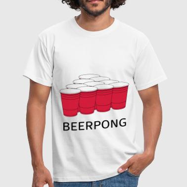 Beerpong Beerpong - T-shirt Homme