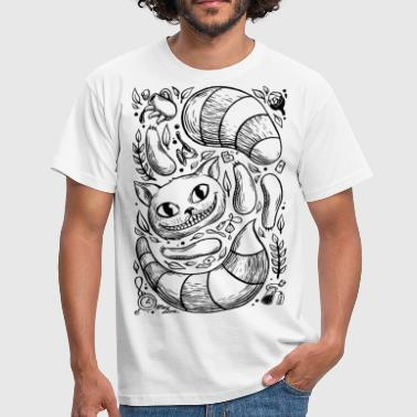 Chat - Composition - T-shirt Homme
