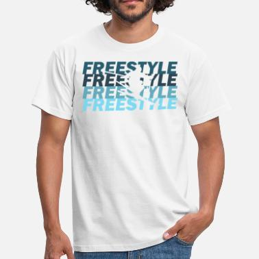 Freestyler Freestyle - T-shirt herr