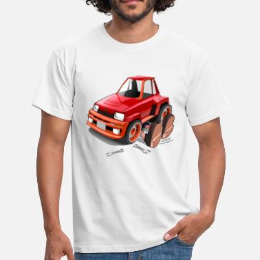 R5 Marcel & his Hot Hatch - T-shirt Homme