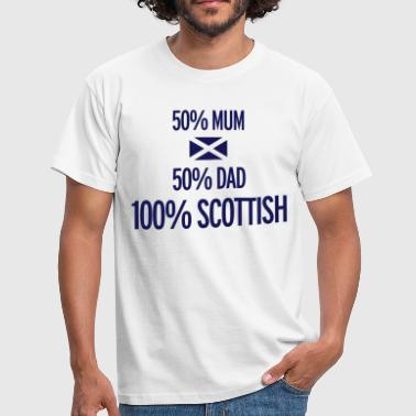 Scottish - Men's T-Shirt