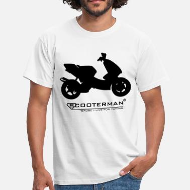 Scooter Tuning Scooter Tuning | You are Scooterman - Männer T-Shirt