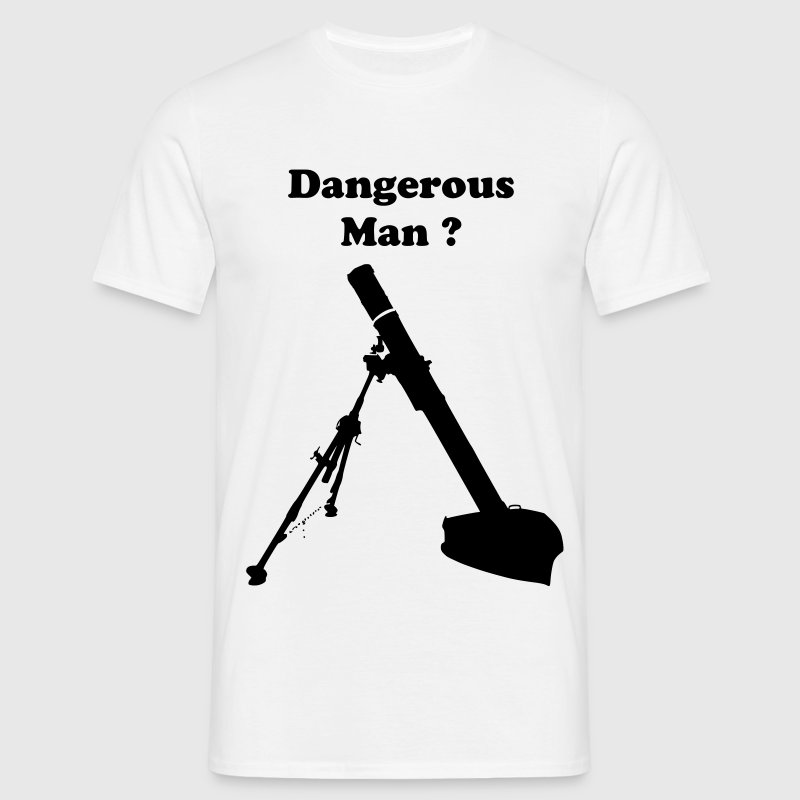 mortar mortar - Men's T-Shirt