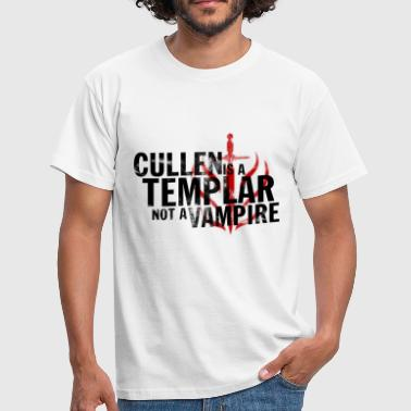 Cullen is a Templar Design - Men's T-Shirt