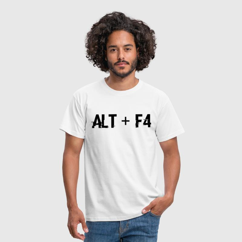 Alt + F4 - Men's T-Shirt