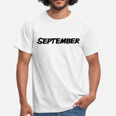 September - Men's T-Shirt