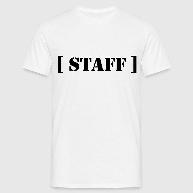 staff - T-shirt Homme