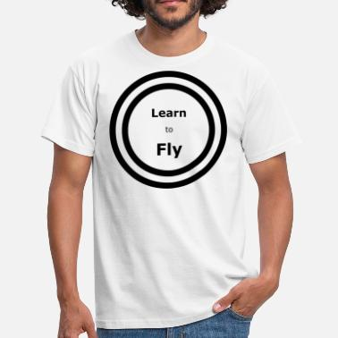 R&b Band Learn to Fly - Lyrics - Men's T-Shirt