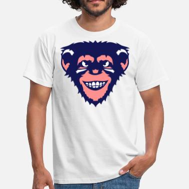 Animalbird singe animal chimpanze 107 - T-shirt Homme