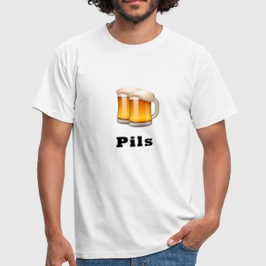 Pils - Men's T-Shirt