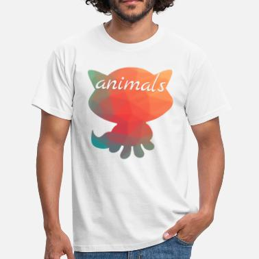 Animation Animals animal - Men's T-Shirt