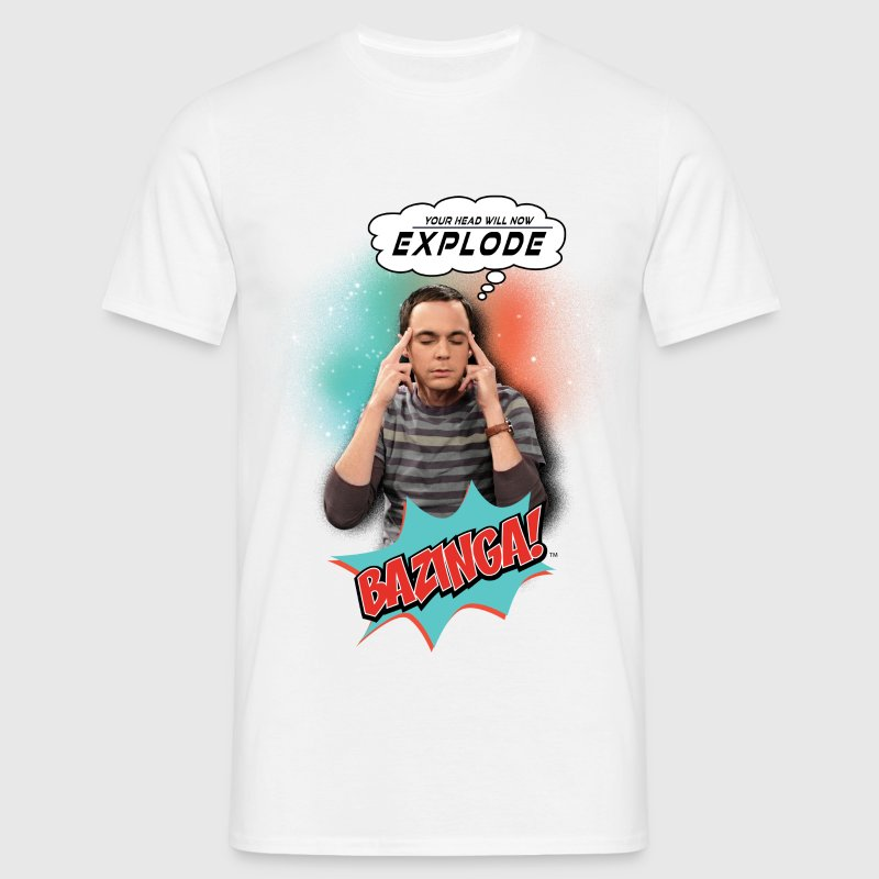 The Big Bang Theory   - T-shirt Homme