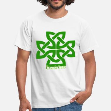 Dublin Celtic Dublin Celtic Cross - Men's T-Shirt