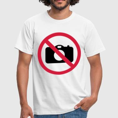 no picture - T-shirt Homme