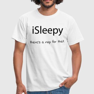 Sleepy Sleepy - Men's T-Shirt