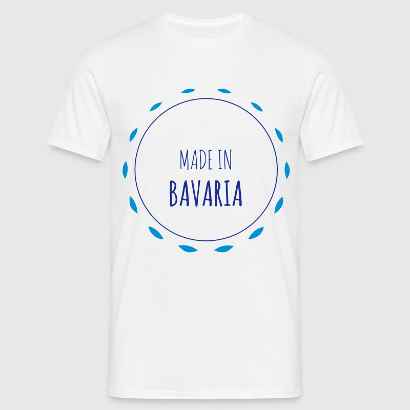 made in bavaria - Männer T-Shirt