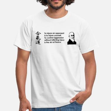 O-sensei to_injure_an_opponent - Men's T-Shirt
