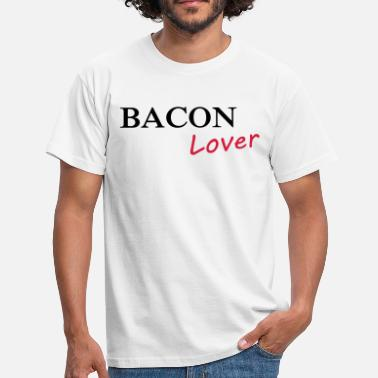 Bacon Bacon Lover - Herre-T-shirt