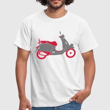 Scooters / Scooter - Mannen T-shirt