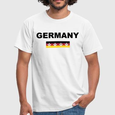 germany_54_74_90_14 - Männer T-Shirt