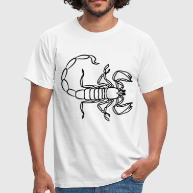 Scorpio horoscope - Men's T-Shirt