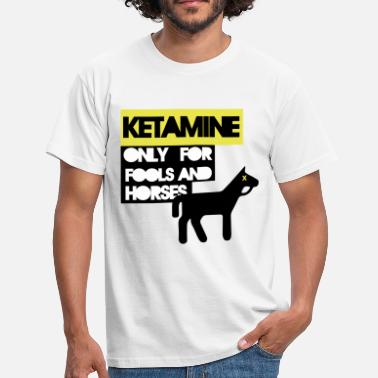 Ketamin KETAMINE - Men's T-Shirt