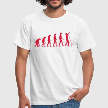 singer evolution - Men's T-Shirt