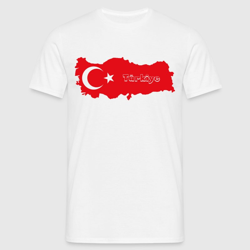Turquie - T-shirt Homme