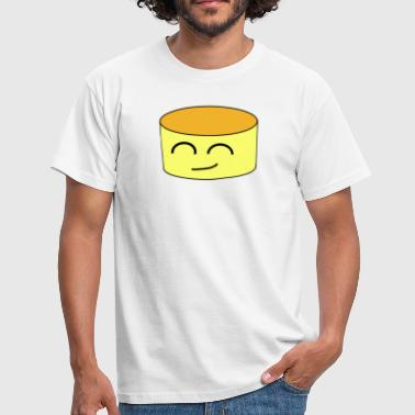 Cheesecake cheesecake - Herre-T-shirt