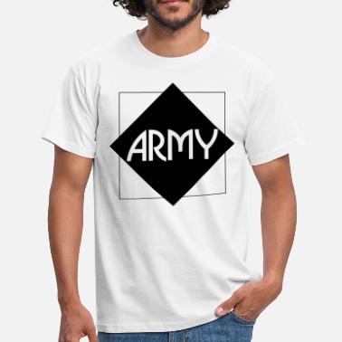 Army Baby ARMY (b) - Men's T-Shirt