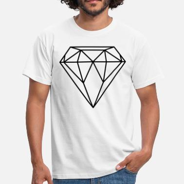 Diamanti Diamant / Diamond (In every colour possible) - Maglietta uomo