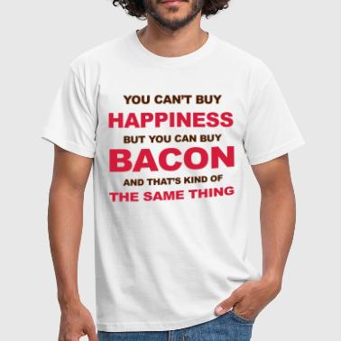 Bacon - T-shirt herr