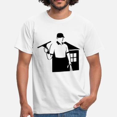 Window Cleaners window cleaner - Men's T-Shirt