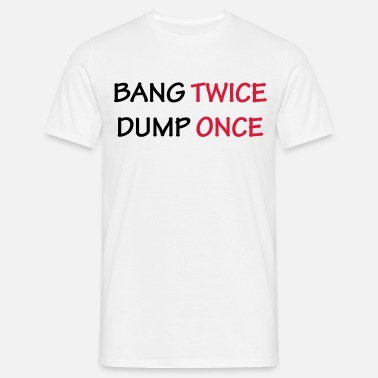 Twice Bang twice - T-shirt Homme