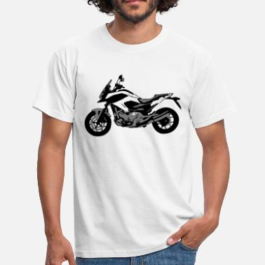 Rounders motorcycle rounder - Men's T-Shirt