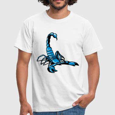 attaqué horoscope Scorpion - T-shirt Homme