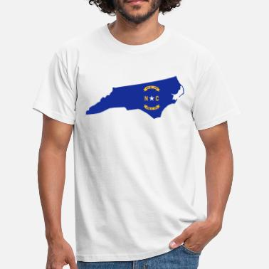 North Carolina North Carolina - Men's T-Shirt