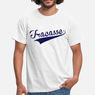 Expression Belge Tracasse - T-shirt Homme