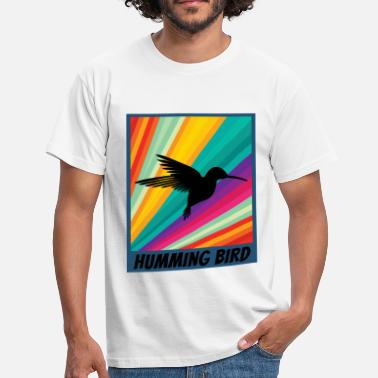 Hum humming-bird - Men's T-Shirt