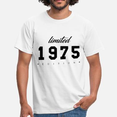 1975 Limited Edition Limited Edition - 1975 (Gift) - Men's T-Shirt